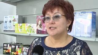 Торговый центр Инзадан Казахстан отопление на основе ПЛЭН