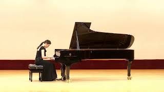 2020년 수원대학교 피아노과 졸업연주회