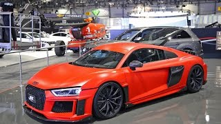 Audi R8 V10 Plus ABT - LOUD REVS - Sound  Driving