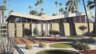 Future Perfect: The Midcentury Modern Paintings of Danny Heller