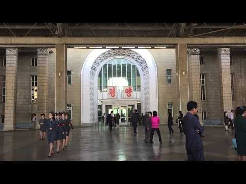 Into the DPRK