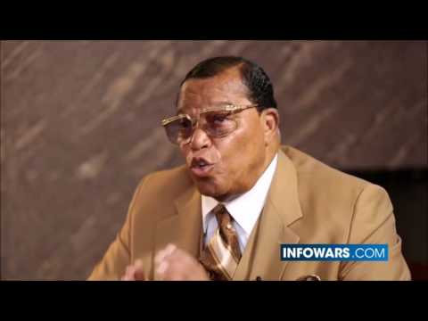 Louis Farrakhan on Trump Immigration