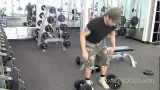 Fat Burning Workout Routine 1 - FX 12 Program Fat X 101