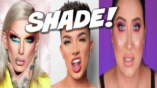 JEFFREE STAR SHADES JAMES CHARLES | JACLYN HILL GETS MESSY!