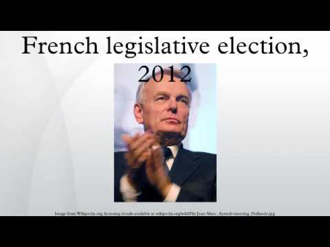 French legislative election, 2012