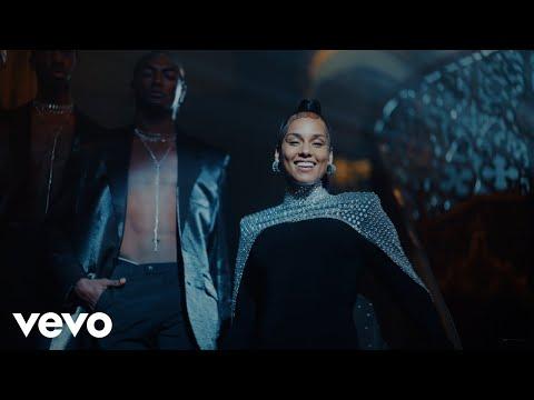 Смотреть клип Alicia Keys Ft. Swae Lee - Lala