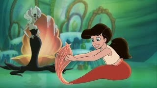 The Little Mermaid 2 - Melody's Transformation Swedish