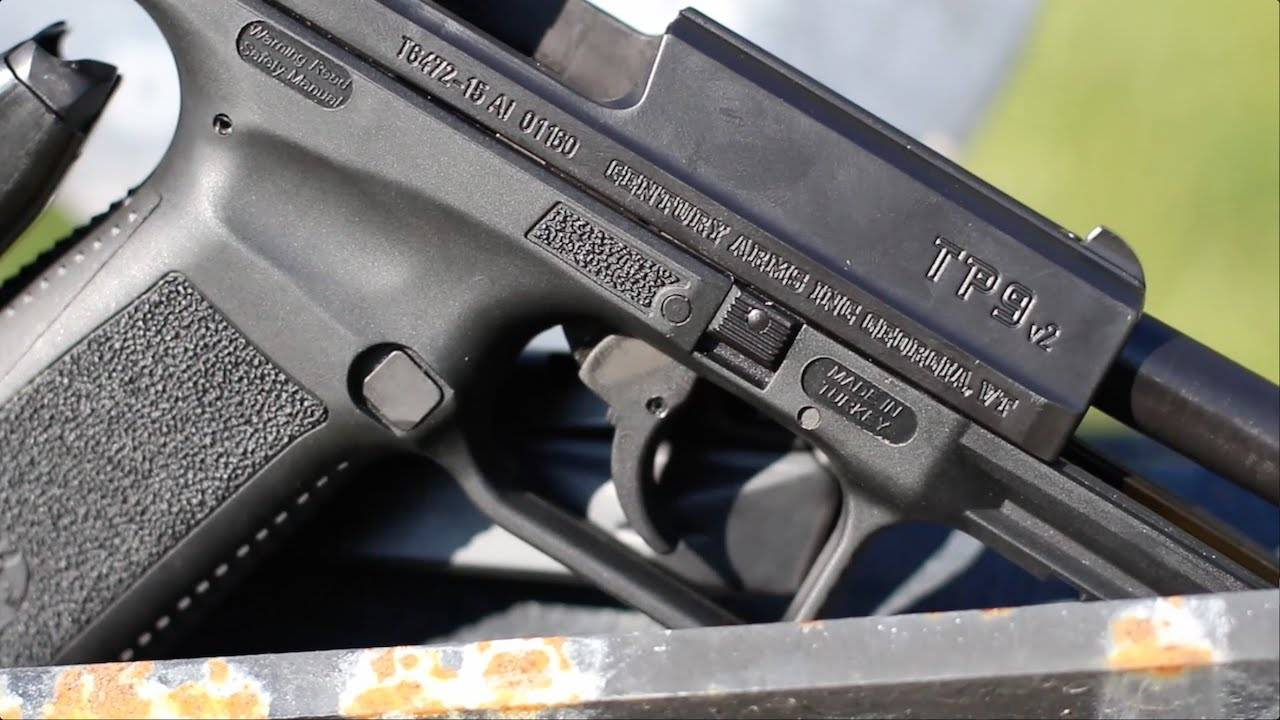 Canik TP9V2 Review: The Glock Killer That Died   And Is Staying Dead