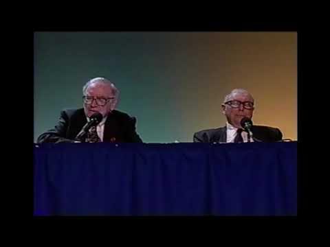 Warren Buffet enjoys allocating capital
