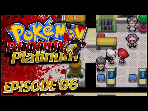 Pokemon Bloody Platinum ft. Vohltorigine Episode 6 : OKLM DANS MON BAR DE STRIP TEASE