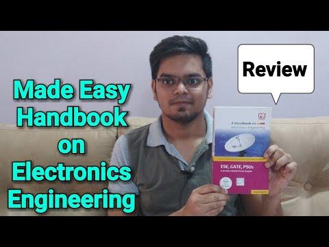 BEST Book For Revision? | MadeEasy| Handbook| ECE