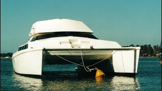 How we built our Boat - 40' Catamaran | Liz Kreate