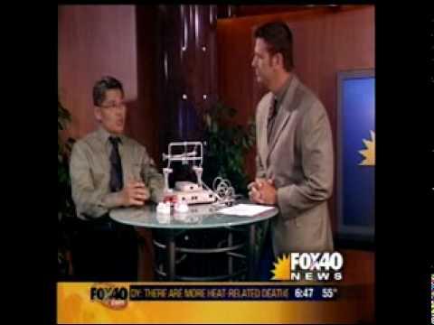 Sacramento Cosmetic Dentist Dr. Kwan on Fox 40 News Reveals Revolutionary Sports Mouth Guard