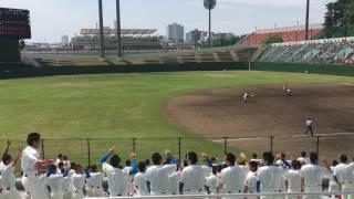 2017/05/06 春季埼玉県高校野球大会 決勝 県営大宮球場.