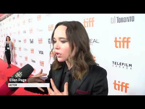 The Canadian Press - Ellen Page on the death penalty: 'Clearly it's wrong' | TIFF2017