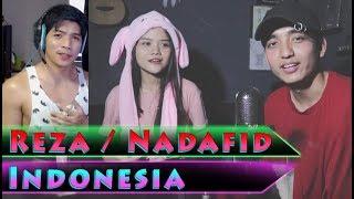 Download lagu Reza Darmawangsa NADAFID Señorita RandomPHDude Reaction