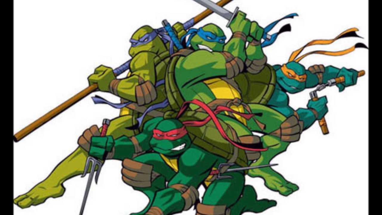 Teenage mutant ninja turtles 2003 theme song youtube