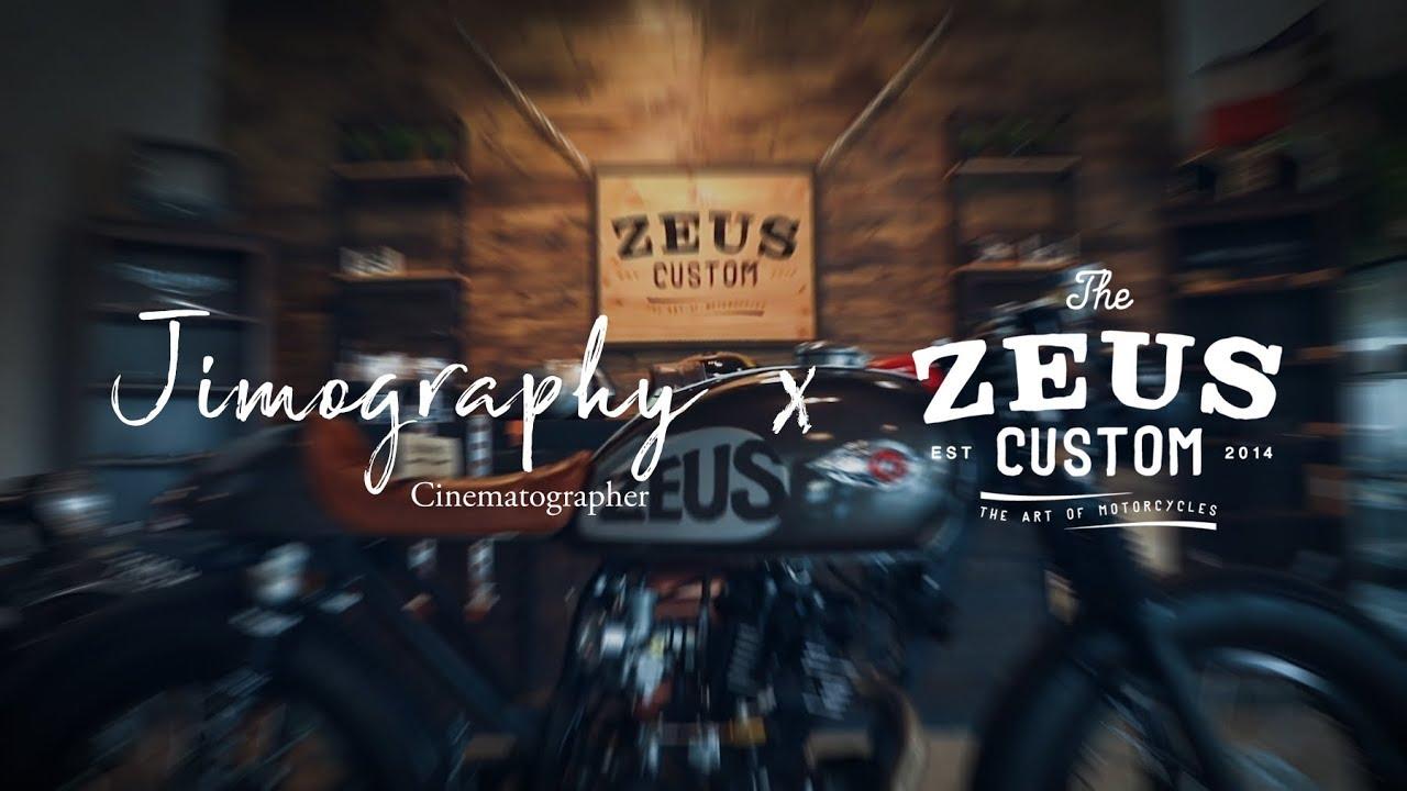 ZEUS CUSTOM – Motorcycles built of Passion