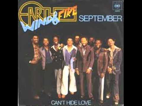 earth, wind and fire september - photo #25