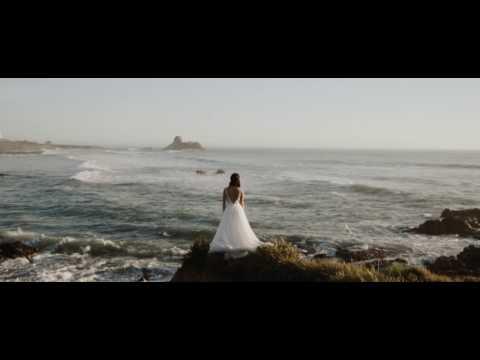 The Dark Knight inspired Wedding in Big Sur, CA