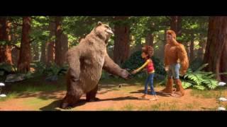 Бигфут младший — Русский трейлер 2017
