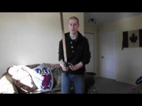 Master Sword And Hylian Shield Replica Review Youtube
