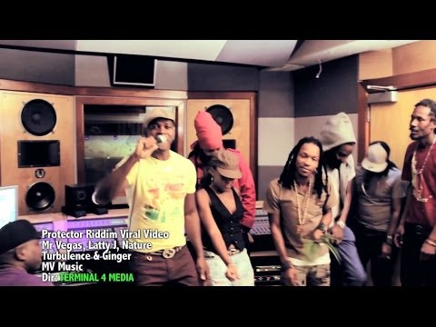 Protector Viral Medley-Mr Vegas Latty J Nature Turbulence & Ginger