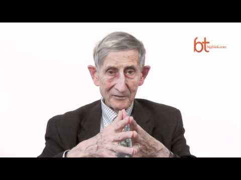 """Freeman Dyson: Climate Change Predictions Are """"Absurd"""""""