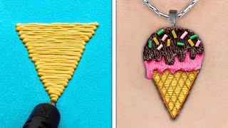 Fantastic 3D-Pen DIYs That Will Amaze You || DIY Jewelry, Mini Crafts And Repair Tips