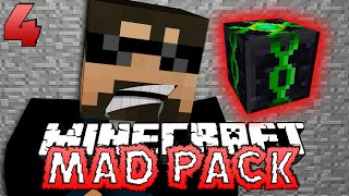 Minecraft Mad Pack 4 - AETHER MANIPULATOR OP!!