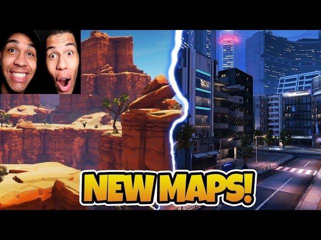 TILTED TOWERS WEG + NEUE MAPS !!! | Fortnite Battle Royale | PrankBrosGames