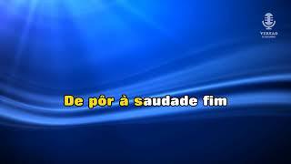 ♫ Demo - Karaoke - CIÚMES DA SAUDADE - Camané