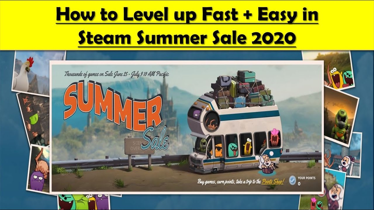 Steam Summer Sale 2020 Live Now