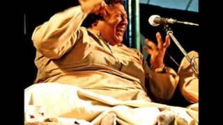 Nusrat Fateh Ali Khan - Dard e isiaN sy reha hony ka chara maNgo part 2