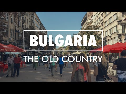 BULGARIA - THE OLD COUNTRY