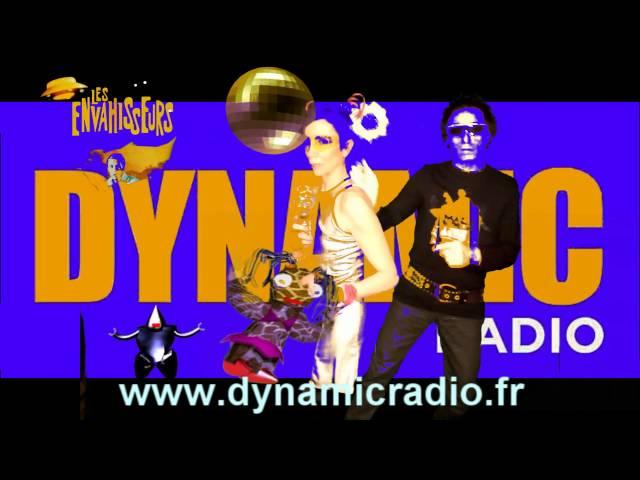 Les Envahisseurs INTERVIEW envahit Dynamic Radio Ce Vendredi ♫♥