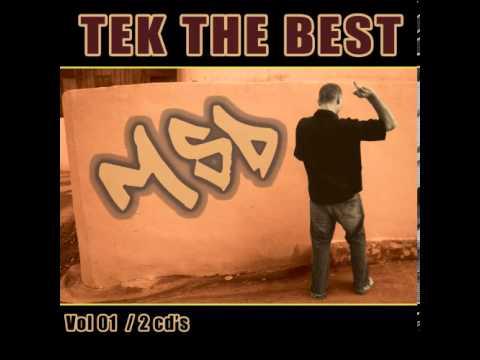 MSD - Psyke Declik - Hardtek, Tribe / Tribecore