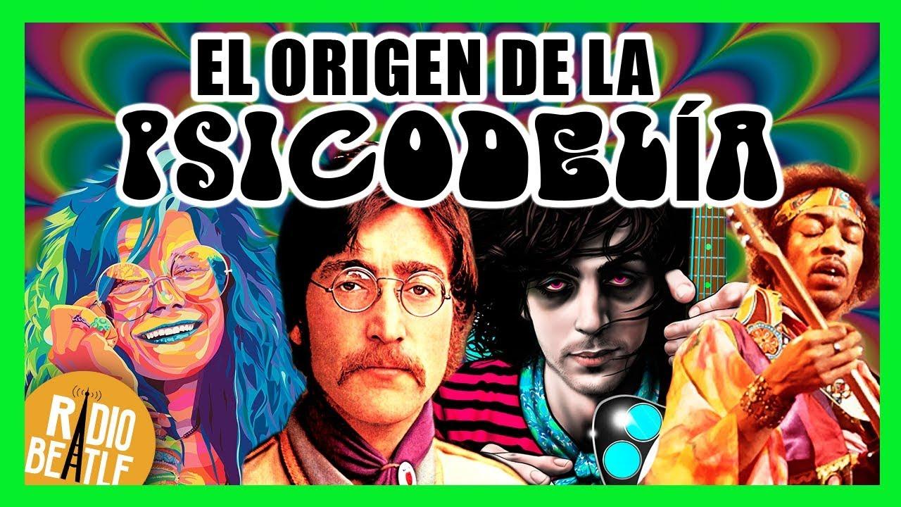 416338d1d El Origen del ROCK PSICODÉLICO y los HIPPIES | Radio-Beatle