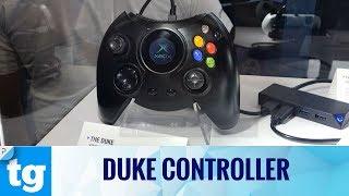 The Wonderfully Bulky Xbox 'Duke' Controller Is Back