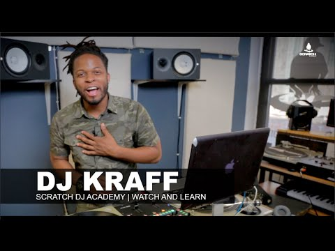 DJ Kraff | Serato Instant Doubles | Watch and Learn