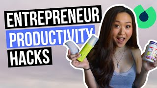 10 REAL Productivity HACKS for BUSY Entrepreneurs