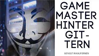 GAME MASTER hinter GITTERN - In Kalifornien in die Falle gegangen!
