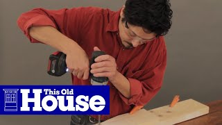 How To Make A Six-pack Carrier - This Old House