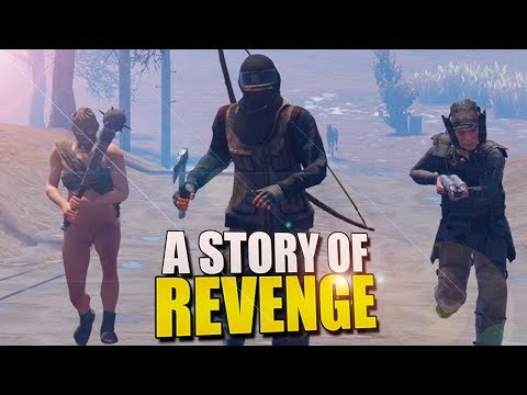 OLD FRIENDS NEW ENEMIES: A Rust Revenge Story (Rust)
