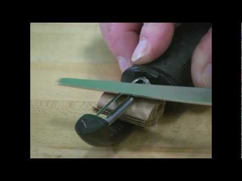 Video of Sharpen Your Veggie Peeler