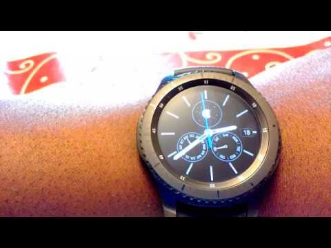 Samsung Gear S3 Frontier review (Day 4) - Always on display, Memory, S Health and more