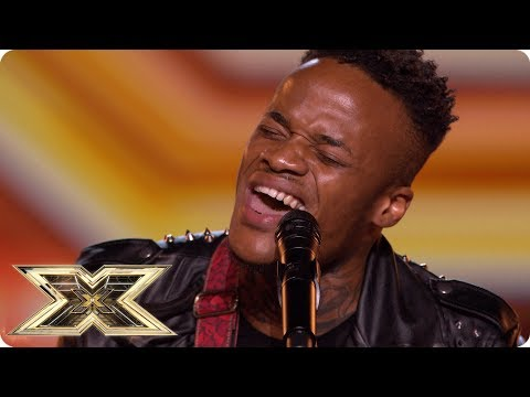 A High School Musical reworking from Armstrong Martins | Auditions Week 3 | The X Factor UK 2018