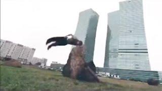 Самые фантастические трюки, случаи и везения 2013-2014 г. Риск и Адреналин. EXCLUSIVE