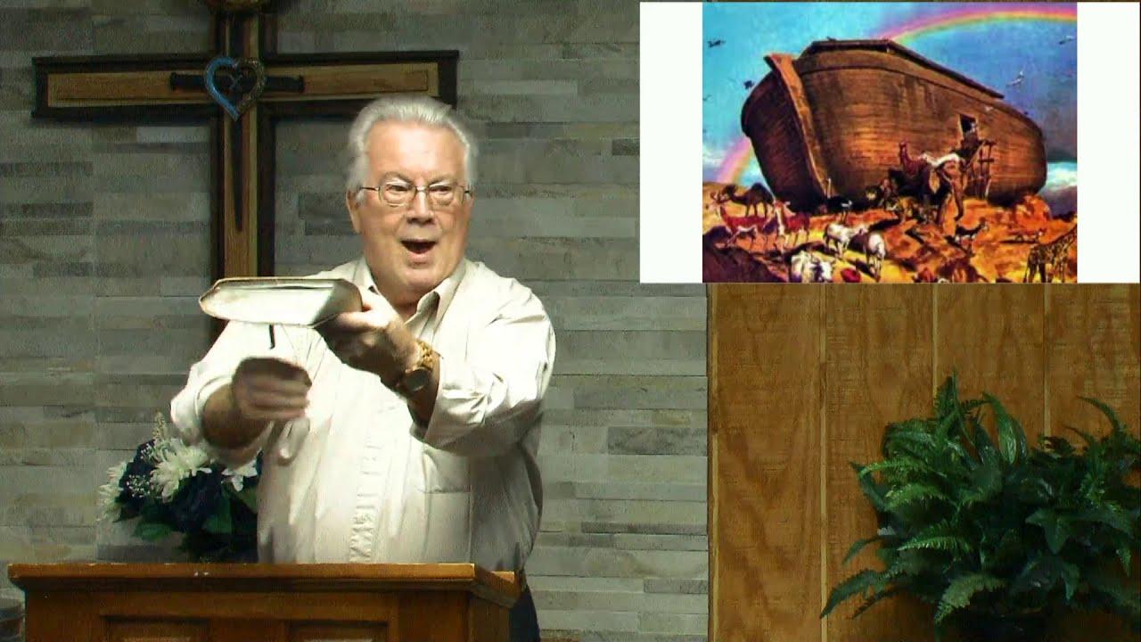 07052020 Sunday Sermon Noahs Ark