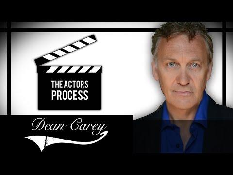 The Actors Process - Dean Carey (Season One - Episode Eight)